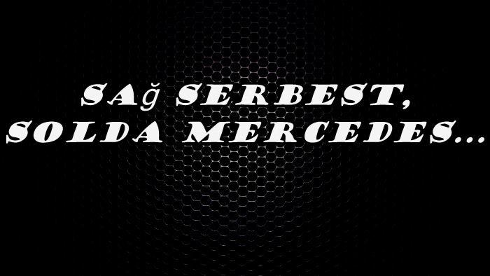 Mercedes İle İlgili Sözler