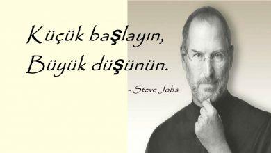 Photo of Steve Jobs Sözleri