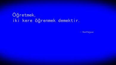 Photo of Konfüçyüs Sözleri
