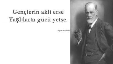 Photo of Sigmund Freud Sözleri